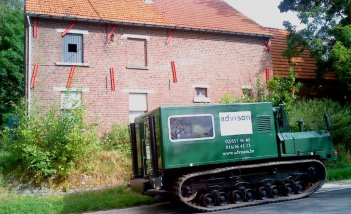 Zero Energy House Renovation in Oud-Heverlee